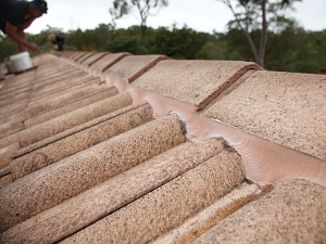 Roof Rebedding And Repointing Gold Coast